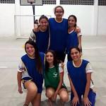 Vice-campeões do carimba 1º ano B.