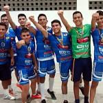 Campeões do futsal do E.M. 3º ano A.