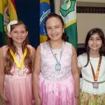 Medalhistas do 5° ano