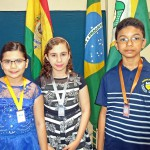 Medalhistas do 6° ano