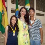 Medalhistas do 2° ano EM